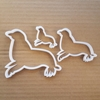 Seal Pinniped Marine Sea Shape Cookie Cutter Dough Biscuit Pastry Fondant Sharp Stencil Lion Animal Creature Beach