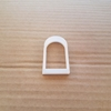 Window Alabaster Arched Shape Cookie Cutter Dough Biscuit Fondant Sharp Arc Curved Stencil
