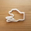 Dog Labrador Retriever Shape Cookie Cutter Dough Biscuit Pastry Fondant Sharp Stencil Animal Pet