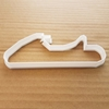 Jetski Snowmobile Machine Shape Cookie Cutter Dough Biscuit Pastry Fondant Sharp Stencil Vehicle Jet Ski