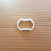 Plaque Cookie Cutter Award Biscuit Dough Pastry Name Frame Message Picture Prize Sharp Stencil Fondant