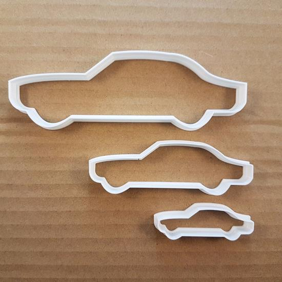 Ford Cortina Classic Car Shape Cookie Cutter Dough Biscuit Pastry Fondant Sharp Auto Automobile Mobile Stencil Vehicle