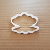 Shell Pearl Beach Ocean Shape Cookie Cutter Clam Biscuit Pastry Fondant Sharp Stencil Sea Side Ocean Seaside Marine