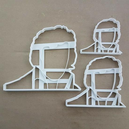 Elvis Presley King Rock Music Shape Cookie Cutter Dough Biscuit Fondant Stamp Stencil Sharp Famous Face Celebrity Music